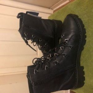 7e4cc48f1 Zara Combat & Moto Boots for Women | Poshmark